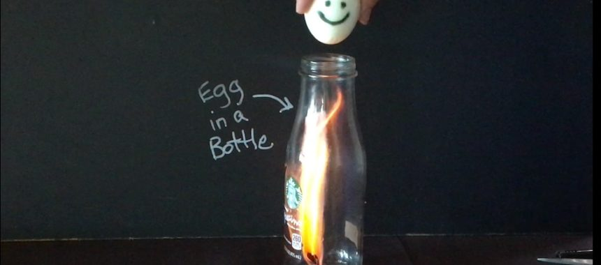 Egg in a Bottle