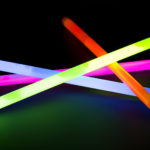 Experiment with Glow Sticks
