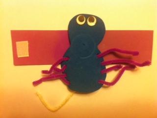 Make a Spider Bracelet