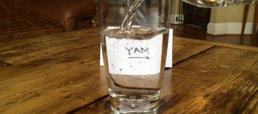5 Experiments to do with a Glass of Water