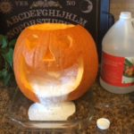 Make a Spewing Pumpkin