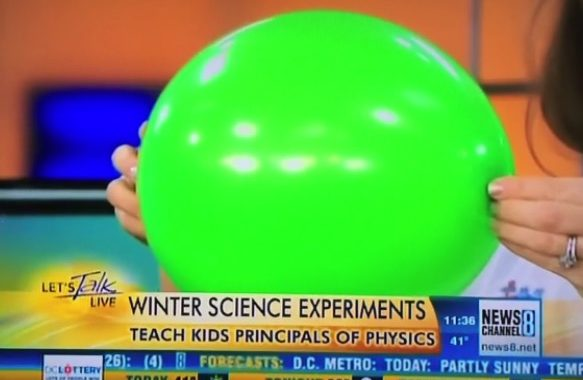 Make a Vibrating Balloon Toy