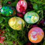 Make Marbled Eggs